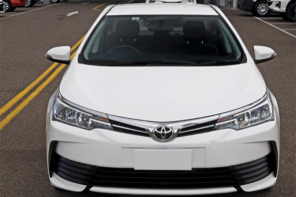 2018 Toyota Corolla_